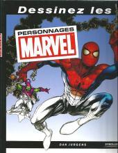 (DOC) Marvel Comics - Dessinez les personnages Marvel