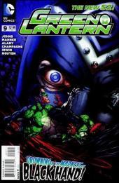 Green Lantern (2011) -9- The secret of the Indigo tribe part 3