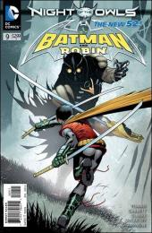 Batman and Robin (2011) -9- Robin hears a hoo