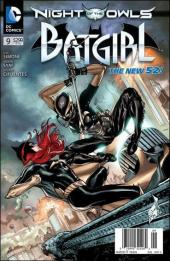 Batgirl (2011) -9- In the line of fire