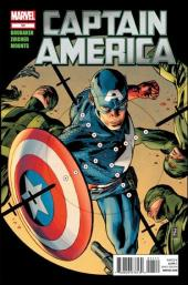 Captain America (2011) -11- Shock to the system part 1