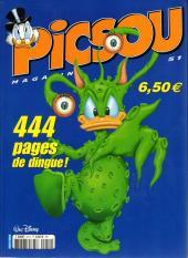 Picsou Magazine -Rec51- (2e série) Recueil n°51 (n°415-416-421)