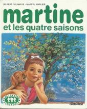 Martine -11b- Martine et les quatre saisons