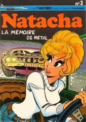 Natacha -3c83- La mémoire de métal