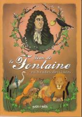 Poèmes en bandes dessinées -a- Jean de La Fontaine en bandes dessinées