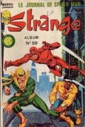 Strange -Rec059- Album N°59 (du n°176 au n°178)