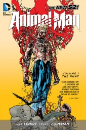Animal Man (2011) -INT01- The Hunt