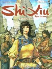 Shi Xiu Reine des pirates -2- Alliances