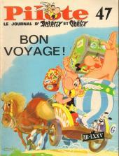 (Recueil) Pilote (Édition française brochée) -47- Recueil n°47