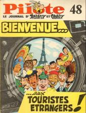 (Recueil) Pilote (Édition française brochée) -48- Recueil n°48