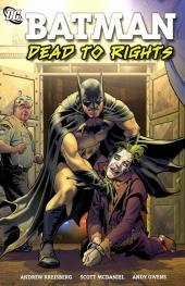 Batman Confidential (2007) -INT6- Dead To Rights