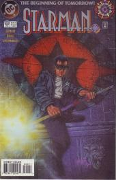 Starman (1994) -0- Sins of the Father (1): Falling Star, rising Son