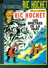 Ric Hochet - La collection (Hachette) -12- Les spectres de la nuit