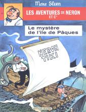 Néron et Cie (Les Aventures de) (Érasme) -24- Le mystère de l'île de pâques