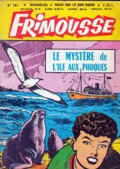Frimousse -191- Le mystère de l'île aux phoques