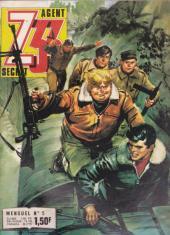 Z33 agent secret -5- La cage aux oiseaux