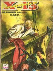 X-13 agent secret -125- Forces obscures