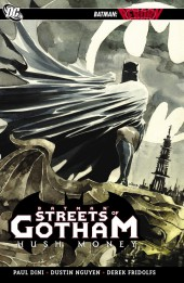 Batman: Streets of Gotham (2009) -INT1- Hush Money
