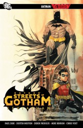 Batman: Streets of Gotham (2009) -INT2- Leviathan
