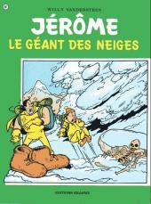 Jérôme -89- Le géant des neiges