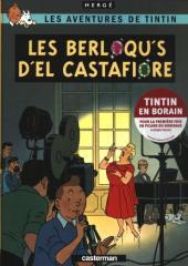 Tintin (en langues régionales) -21Borain- Les berloqu's d'el Castafiore