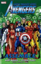 Avengers Vol.3 (Marvel comics - 1998) -INT03- Avengers Assemble vol.3