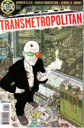 Transmetropolitan (1997) -1- The summer of the year