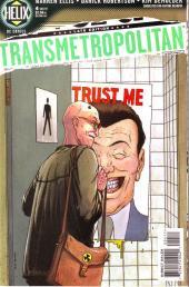 Transmetropolitan (1997) -4- On the stump