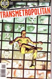 Transmetropolitan (1997) -5- What Spider watches on TV