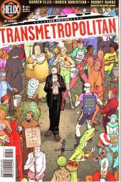 Transmetropolitan (1997) -6- God riding shotgun