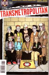 Transmetropolitan (1997) -8- Another cold morning