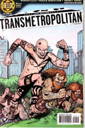 Transmetropolitan (1997) -9- Wild in the country