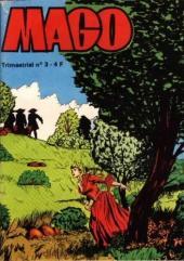 Mago -3- Le sceau de Salomon