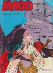 Mago -5- Aux royaumes des ombres