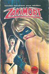 Zakimort (1re série) -10- Alerte à la bombe