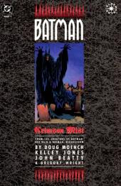 Batman (One shots - Graphic novels) -GN- Batman: Crimson Mist