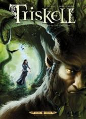 Triskell -3- Le Cornu de Brocéliande