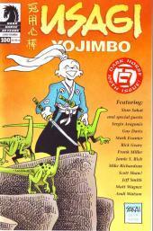 Usagi Yojimbo (1996) -100- 100th issue