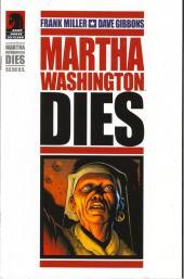 Martha Washington (One shots) -HS- Martha Washington dies