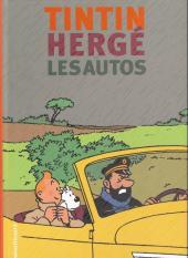 (AUT) Hergé -35a11- Tintin - Hergé - Les Autos