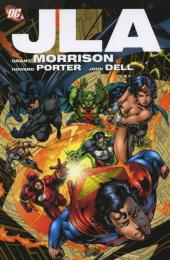 JLA (1997) -INT-01- JLA: The Deluxe Edition volume 1