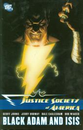 Justice Society of America (2007) -INT05- Black Adam and Isis