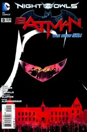 Batman (2011) -9- The Fall of the House of Wayne, Part 1 of 3