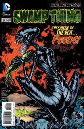 Swamp Thing (2011) -9- Broken Bones
