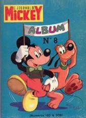 (Recueil) Mickey (Le Journal de) (1952) -8- Album n°8 (n°183 à 208)