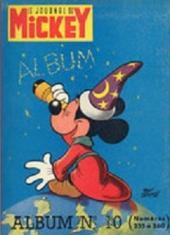 (Recueil) Mickey (Le Journal de) -10- Album n°10 (n°235 à 260)