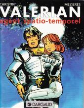 Valérian -Pub- Valérian agent spacio-temporel