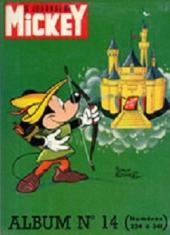 (Recueil) Mickey (Le Journal de) (1952) -14- Album n°14 (n°324 à 341)
