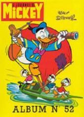 (Recueil) Mickey (Le Journal de) (1952) -52- Album n°52 (n°997 à 1010)