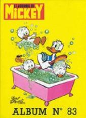 (Recueil) Mickey (Le Journal de) (1952) -83- Album n°83 (n°1388 à 1396)